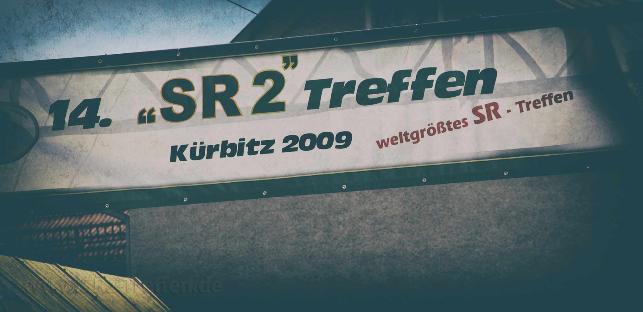 14. SR2-Treffen 2009Header Background